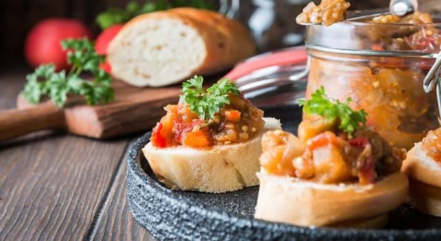 Salsa di verdure per crostini: una ricetta per i vostri antipasti!
