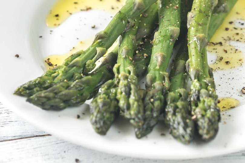 asparagi in padella