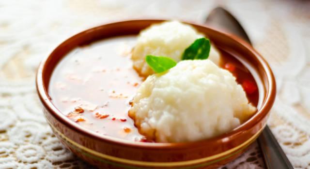 Frascarelli: la ricetta tipica marchigiana
