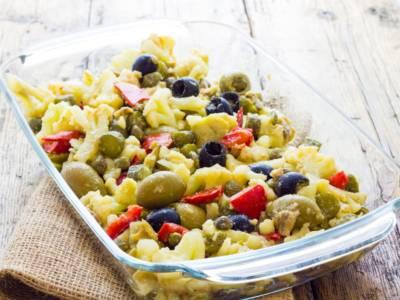Insalata di rinforzo: un piatto natalizio della tradizione napoletana