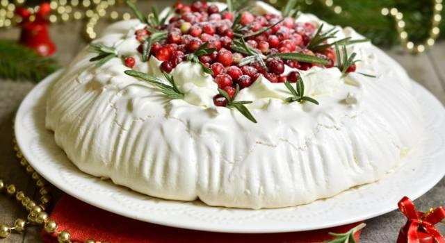 Pavlova di Natale: un dolce perfetto per le feste!