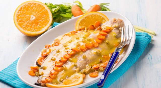 Filetti di sogliola all'arancia: un secondo piatto raffinato