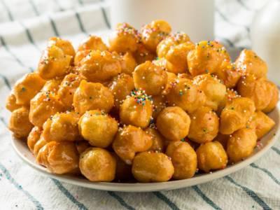 Struffoli napoletani, il dolce della tradizione campana
