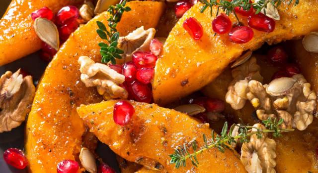 Zucca cotta al forno dolce: una ricetta veramente facilissima!
