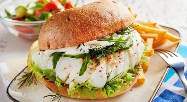 Sfiziosi panini gourmet di pesce: la ricetta con il merluzzo!