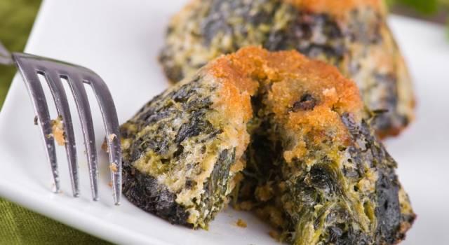 Sfizioso sformato di spinaci: ecco la ricetta!