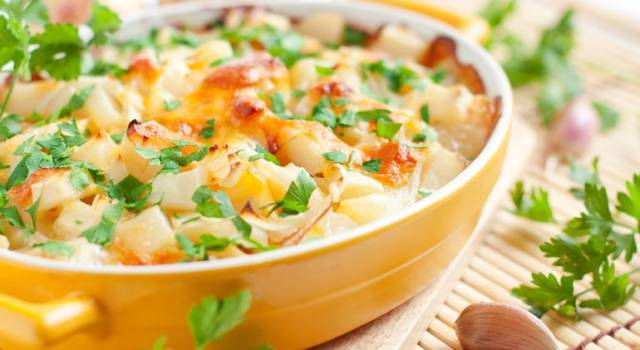 Sformato di patate con pancetta e formaggio: un piatto unico coi fiocchi!