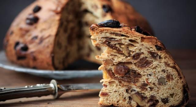Ecco come preparare la Bisciola, il panettone della Valtellina
