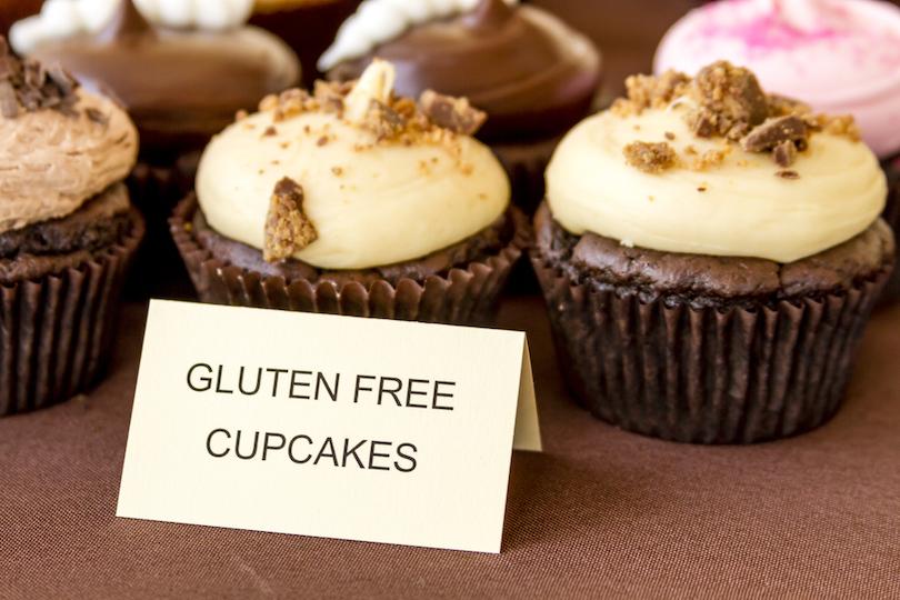 cupcake senza glutine