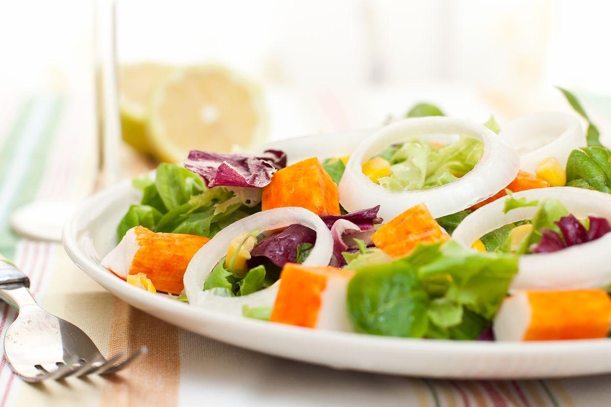 insalata di surimi
