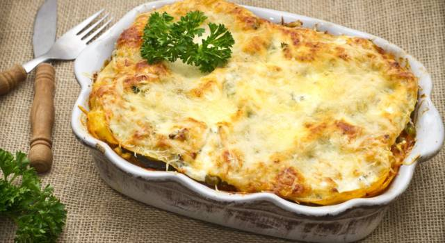 Lasagne al pistacchio, un primo piatto davvero raffinato