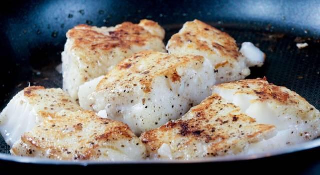 Come Cucinare I Filetti Di Merluzzo In Padella La Ricetta Del Secondo Facile