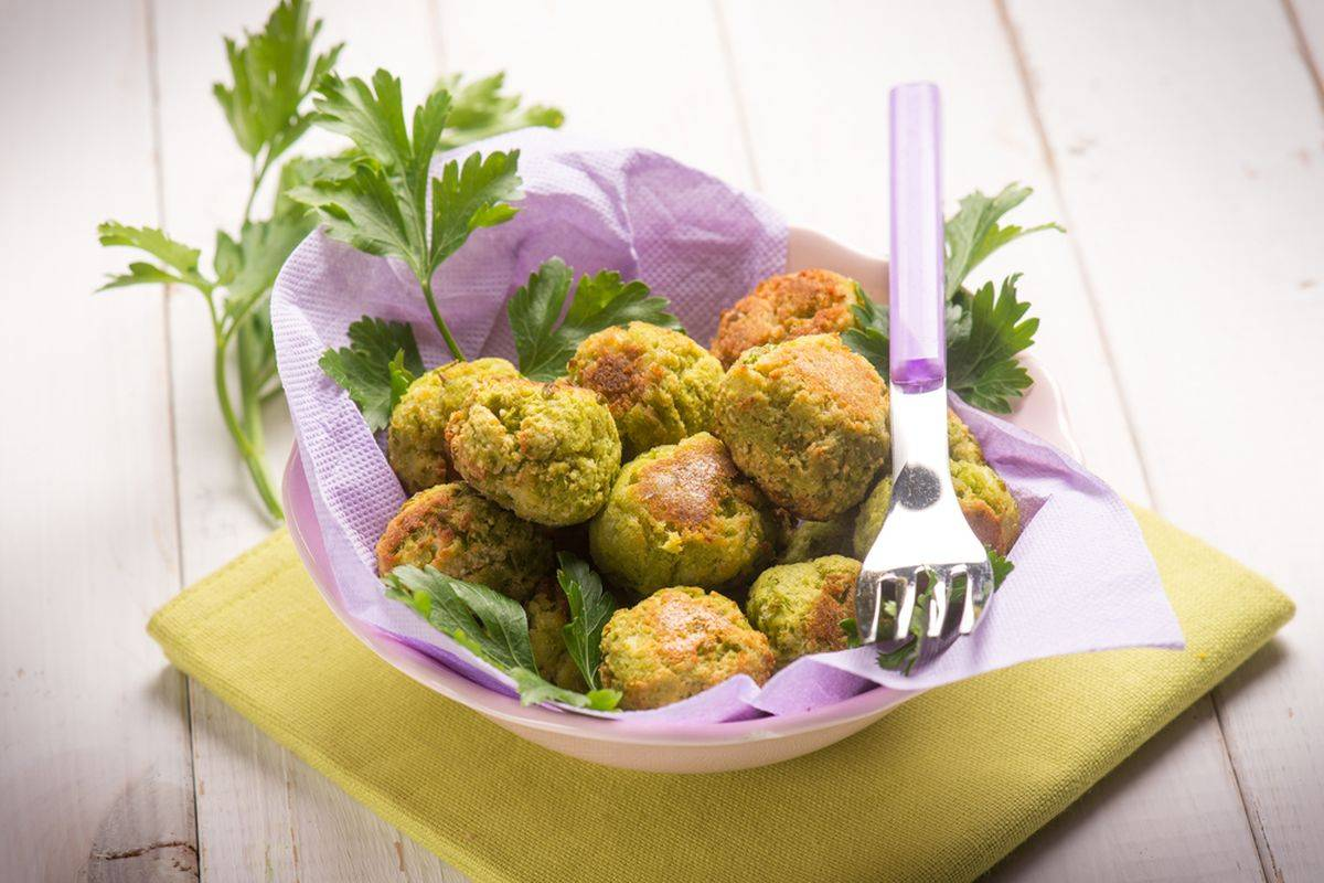 polpette broccoli