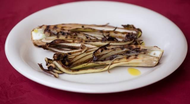 Contorno di radicchio rosso in padella con pangrattato: ecco la ricetta!