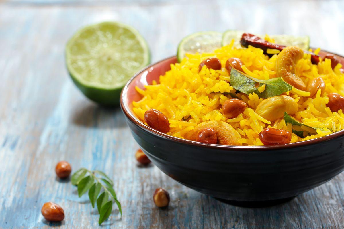 riso con curry