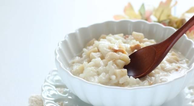 Risotto con topinambur, una ricetta semplice e deliziosa!