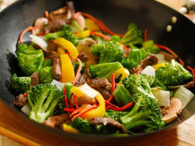 Spezzatino con broccoli e funghi: una ricetta molto particolare!