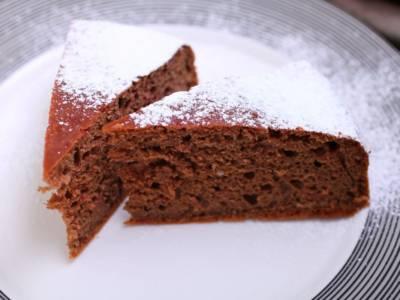 Soffice e profumata: ecco la ricetta della torta all'acqua al cacao