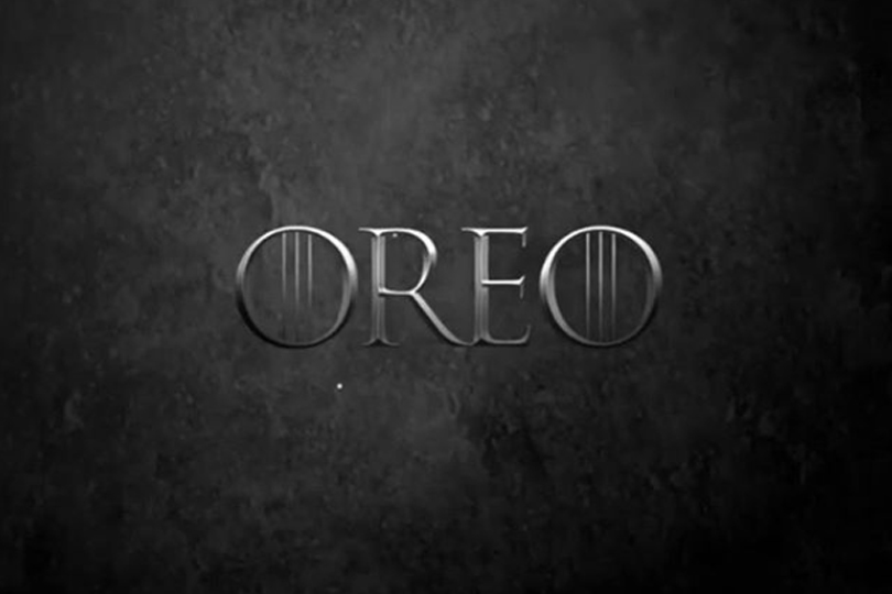 Oreo di Game of Thrones