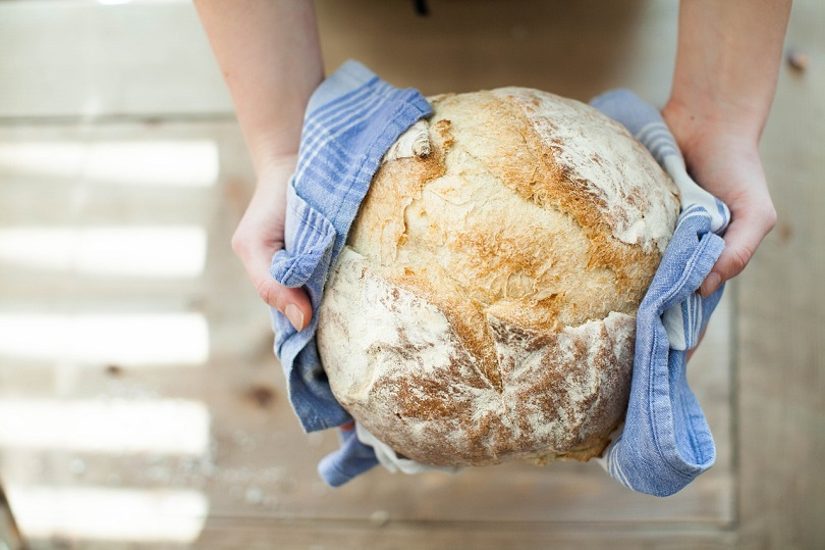 Pane di semola