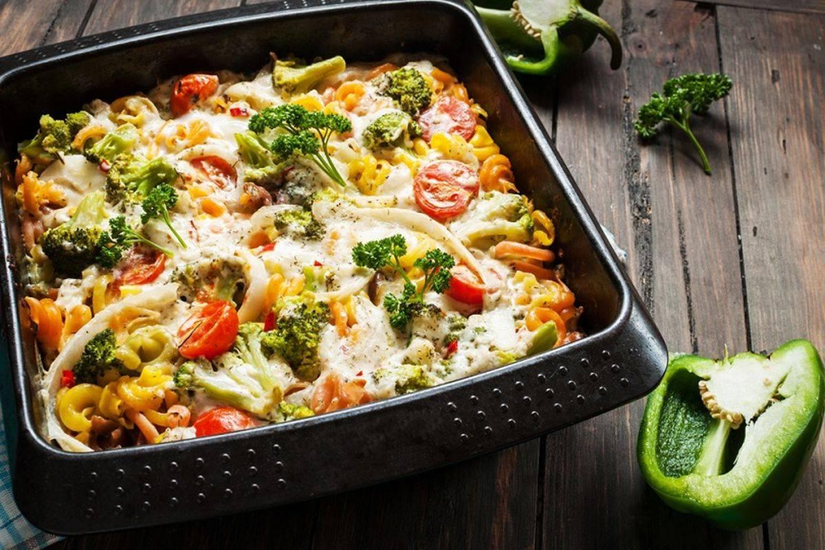 Pasta al forno con verdure_miste