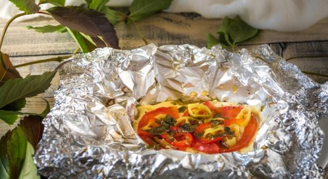 Verdure al cartoccio in forno: un contorno sano e genuino!