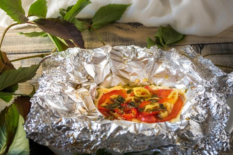 verdure al cartoccio