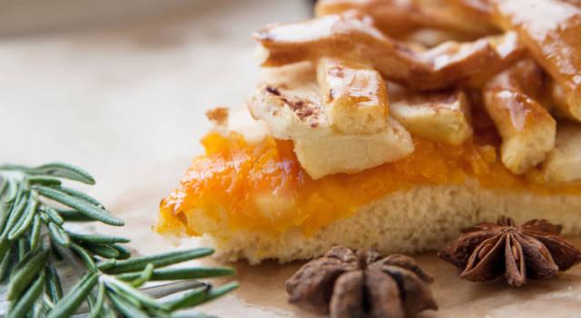 Crostata morbida all'arancia e ricotta: che bontà!