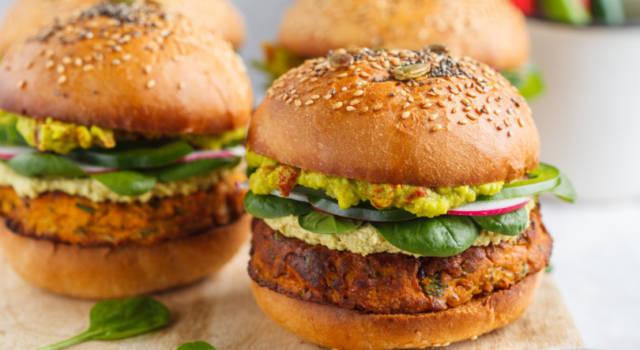Hamburger di quinoa: la ricetta