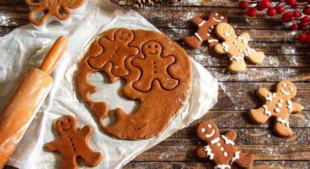 Non è Natale senza i gingerbread, gli omini di pan di zenzero speziati!