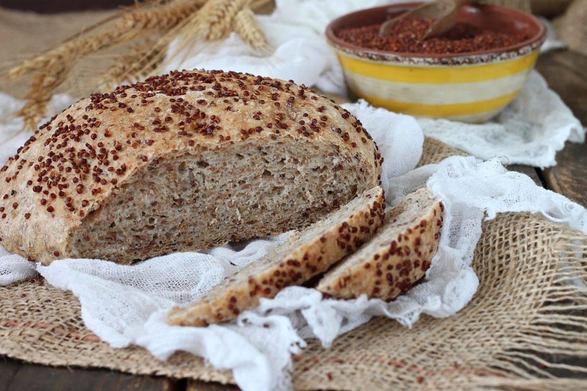 Pane quinoa