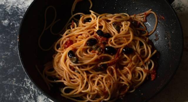 Pasta con nduja e olive: primo piatto facile e veloce!