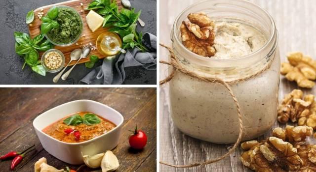 Come fare il pesto fatto in casa: 10 varianti della salsa deliziosa