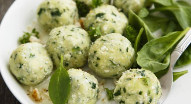 Polpette di spinaci senza glutine: sfiziose e facili da preparare