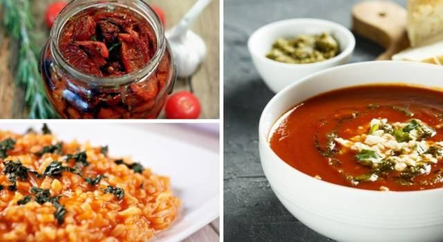 Largo ai pomodori! Ecco le migliori 10 ricette da preparare in casa