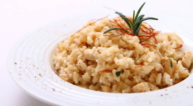 Che ne dite di un risotto aglio, olio e peperoncino? Ecco come prepararlo!