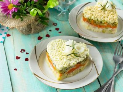 Tortino di verdure: l'antipasto perfetto per San Valentino!