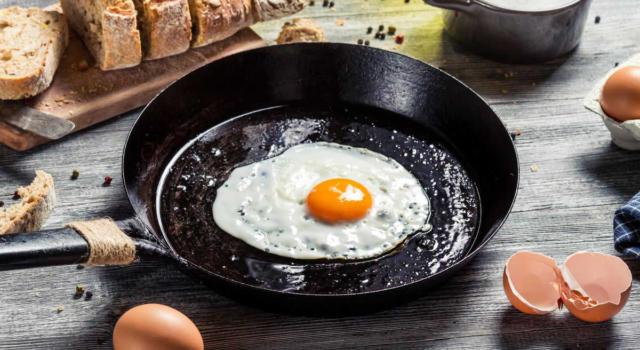 Come fare l'uovo all'occhio di bue: la ricetta perfetta