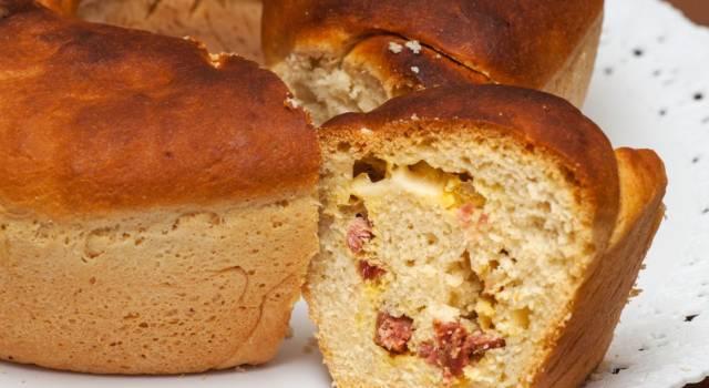 Come preparare il casatiello napoletano con il Bimby: ecco la ricetta!