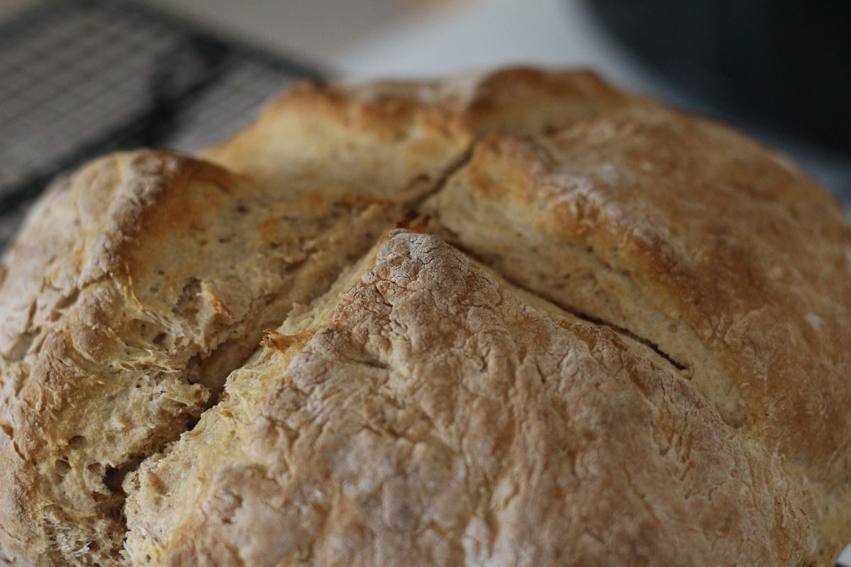 Soda bread senza glutine