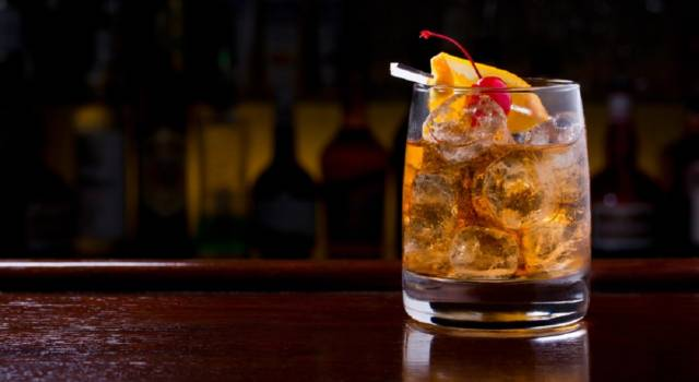 Old Fashioned, un cocktail…intramontabile!
