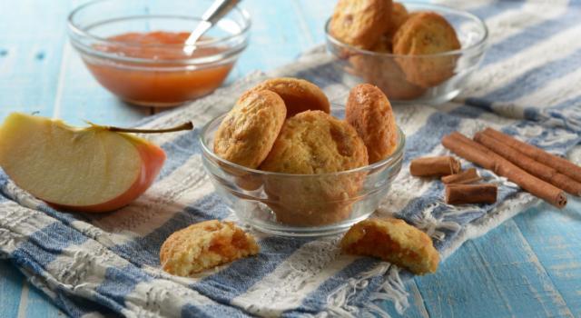 Biscotti cuor di mela: davvero deliziosi