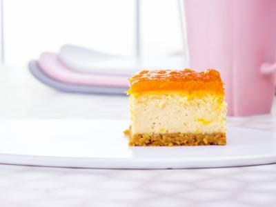 Soffice cheesecake vegana al profumo di agrumi: estiva e golosa!