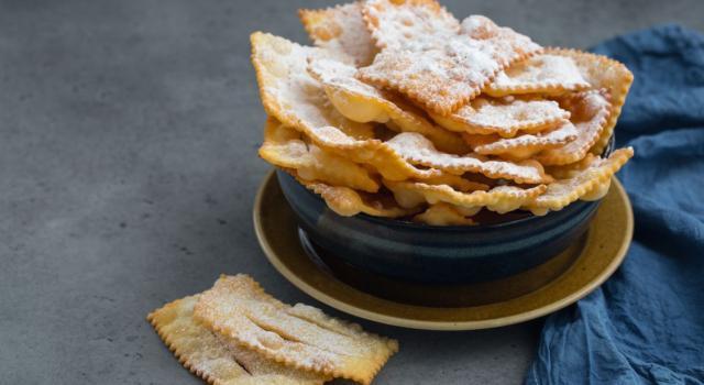 Chiacchiere di carnevale: la ricetta con il Bimby!