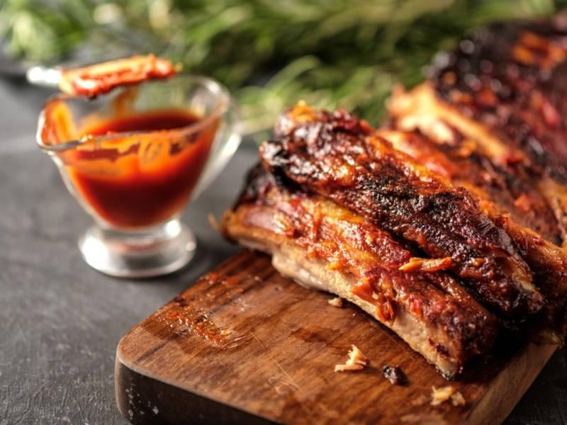 Costine di maiale al forno: succulente e appetitose come non mai!