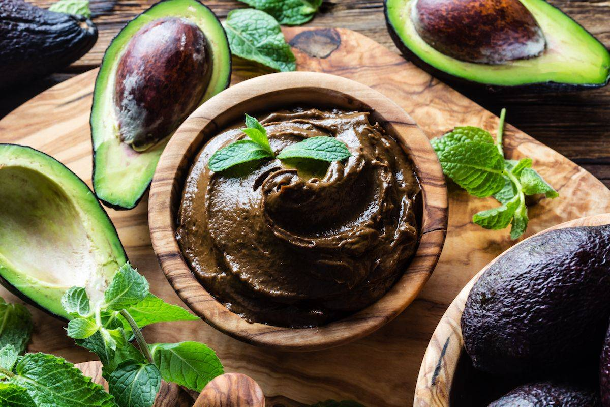 Crema avocado dolce