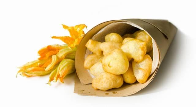 Come preparare le frittelle di fiori di zucca?
