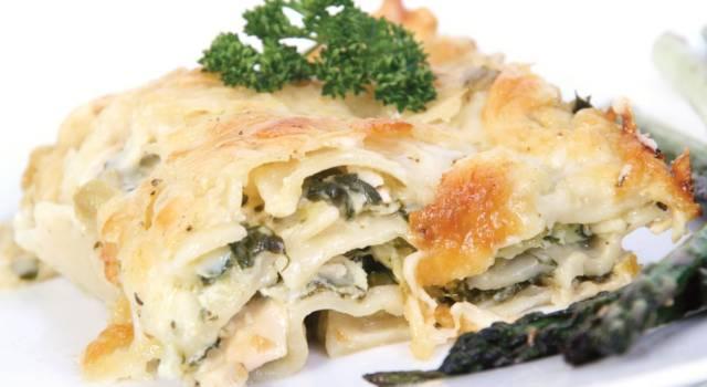 Lasagne agli asparagi: la ricetta deliziosa per un primo piatto da sogno