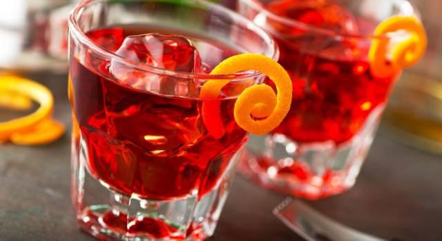 Ingredienti e ricetta del Negroni (il cocktail che compie 100 anni): prepariamolo insieme!