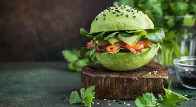 Salmone affumicato: il protagonista di un delizioso (e leggerissimo) panino